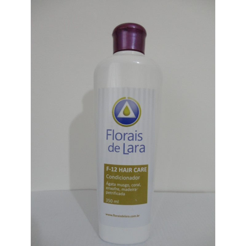 Shampoo F-12 Hair Care Florais de Lara